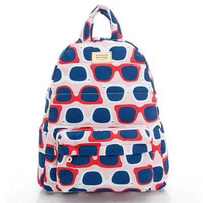 VOVAROVA空氣包-奔跑吧-後背包-威尼斯豔陽下-法國設計系列