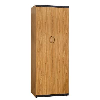 ROSA羅莎 克洛斯2.65尺雙吊衣櫥/衣櫃