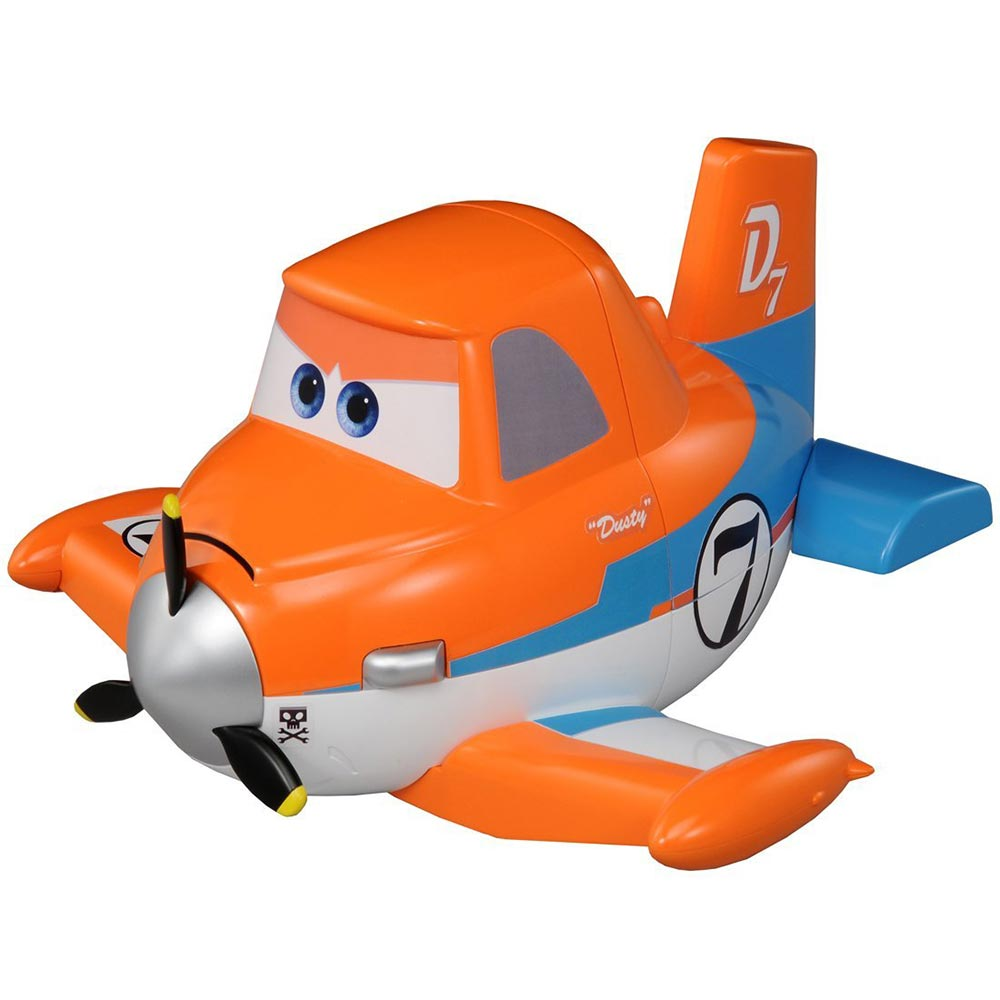 TOMICA PLANES飛機總動員 創意收納飛機組