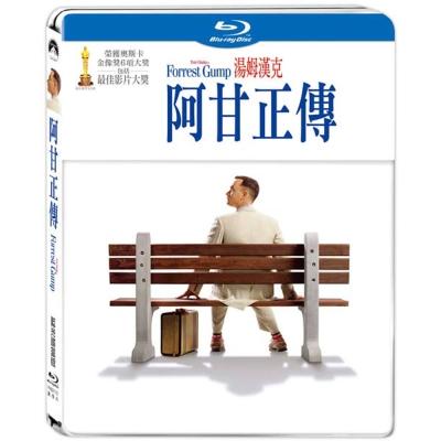 阿甘正傳 Forrest Gump 鐵盒版  藍光 BD