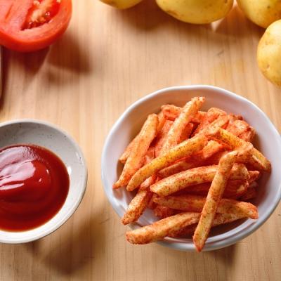 每日優果 黃金脆薯條-香濃蕃茄(80g)