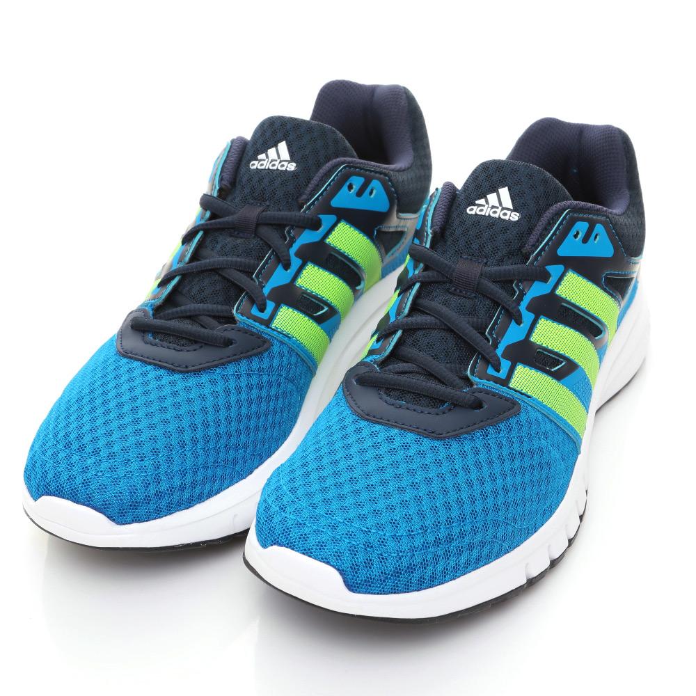 ADIDAS-GALAXY 2 M 男慢跑鞋-藍