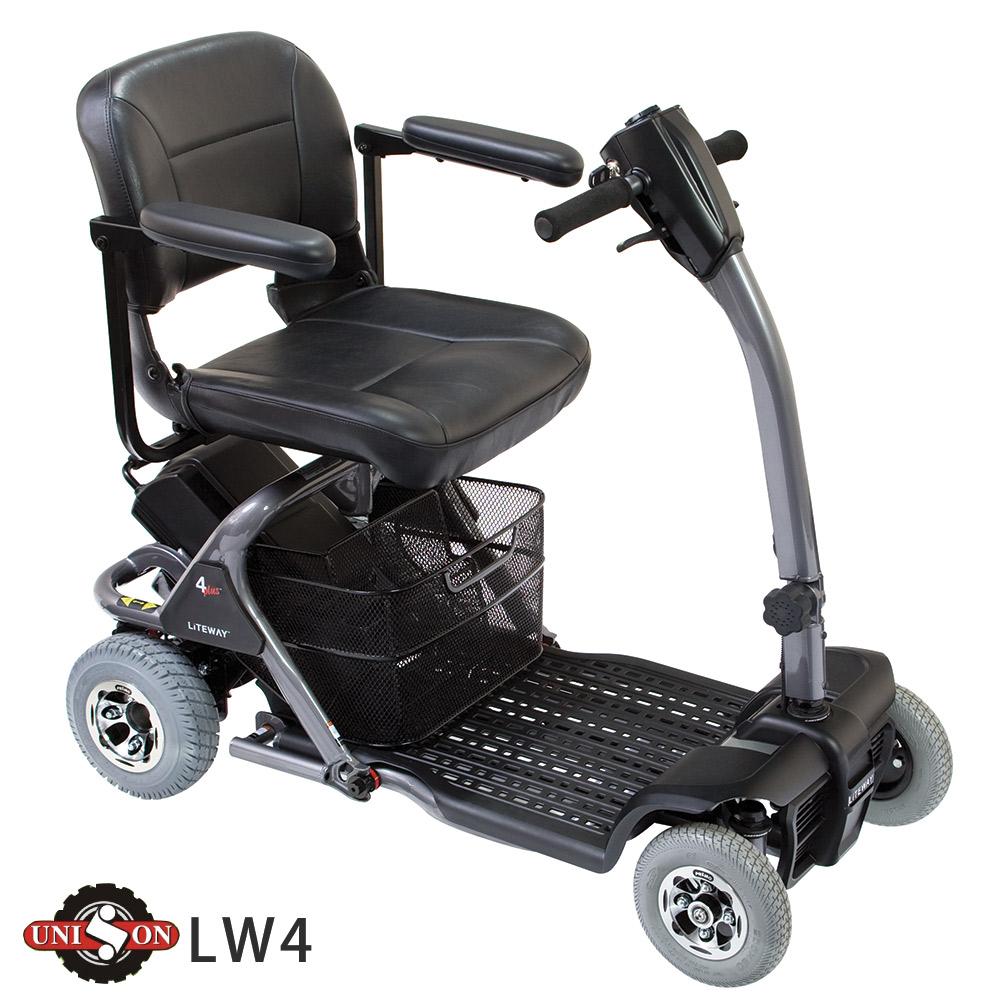 諧和UNISON 電動代步車-US-LW4