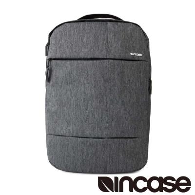 INCASE City Backpack 15吋 城市輕巧筆電後背包 (麻灰)