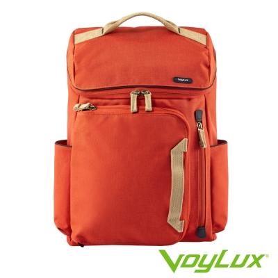 VoyLux伯勒仕-Valiant系列後背包-3380158-橘色