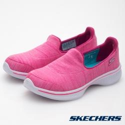SKECHERS (童)女童系列 GO Walk 4-81122LPNK