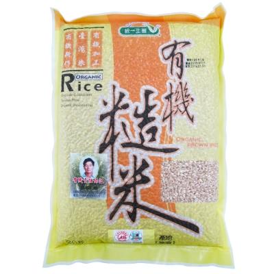 統一生機 有機糙米(2kg)