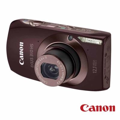 Canon Digital IXUS 310 HS 棕色 福利品