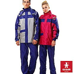 達新牌 飛翼騎士耐久防水套裝二件式雨衣