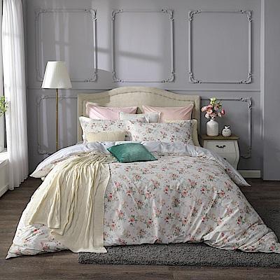 BBL精靈花園100%棉.印花雙人兩用被床包組