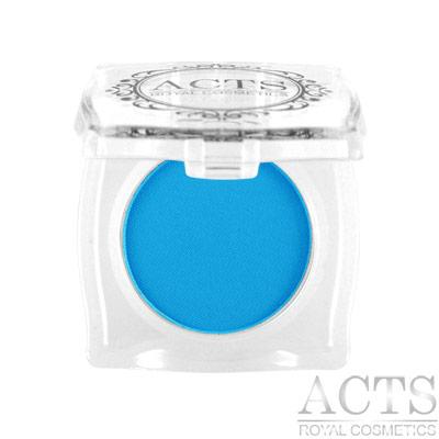 ACTS維詩彩妝 霧面純色眼影 正藍6301