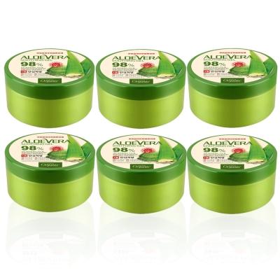 Organia歐格妮亞 蘆薈98%舒緩保濕凝膠300gx6入