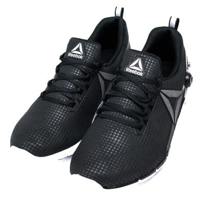 REEBOK-REEBOKZPUMP男慢跑鞋-黑白