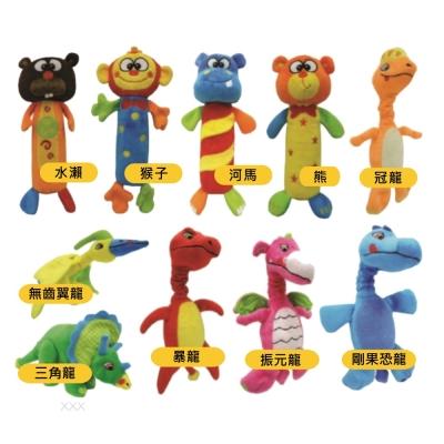 MIGHTY PAWS 耐咬玩具-寶特瓶填充玩具