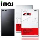 iMos SONY Xperia XZ Premium 3SAS 背面保護貼
