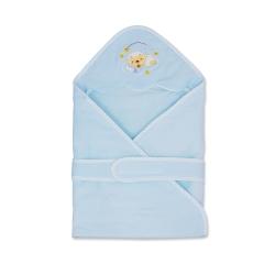 優生綿羊繡花包巾