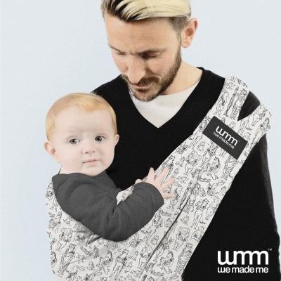 英國 WMM Soohu 五式親密揹巾 -  輕盈版, 動物限量款