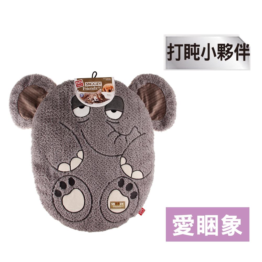 GiGwi打盹小夥伴-愛睏象寵物睡床