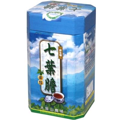 大雪山農場 七葉膽茶(30包x4瓶)