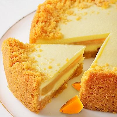 【艾波索】芒果半熟乳酪6吋(含運)