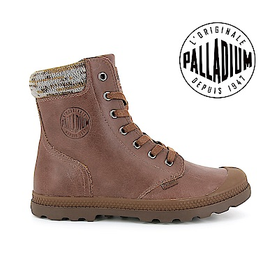 Palladium Pallabosse off Lea-女-棕