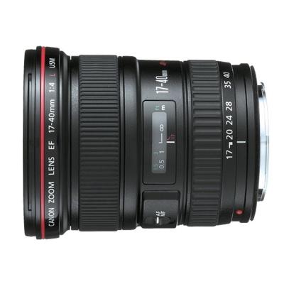 Canon EF 17-40mm f/4L USM 超廣角變焦鏡頭*(平輸中文)