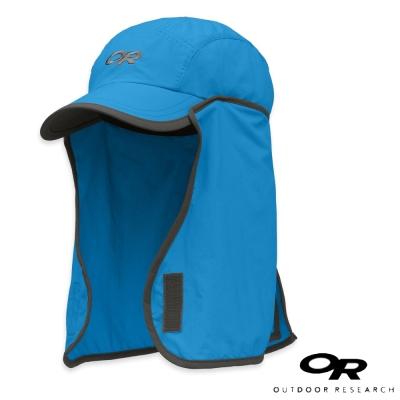 【美國 Outdoor Research】KIDS 透氣護頸帽_藍