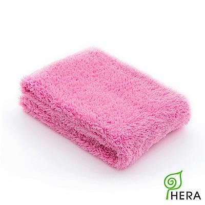 HERA 3M專利瞬吸快乾抗菌超柔纖-運動巾-蜜桃紅