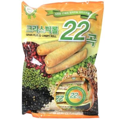 S-K-22穀養生糙米捲-180g