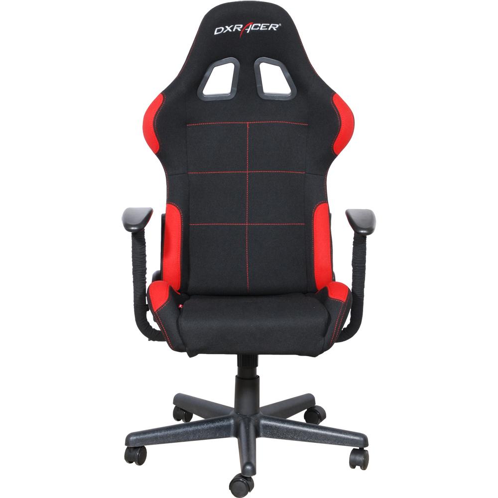 Dxracer 超跑賽車椅-F01(黑)