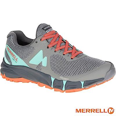 MERRELL AGILITYFLEX GTX 野跑女鞋-灰(09646)