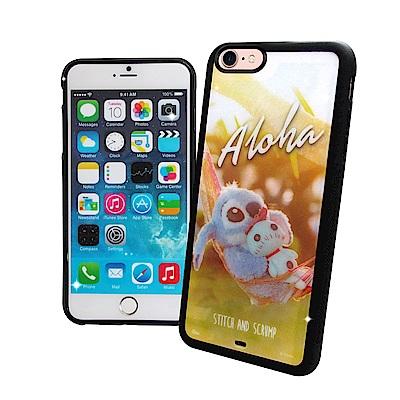 迪士尼正版 iPhone 8/iPhone 7 4.7吋 史迪奇布偶版 防滑手機...