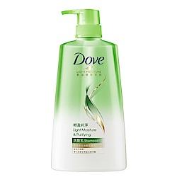DOVE 多芬 輕盈純淨洗髮乳 700ml