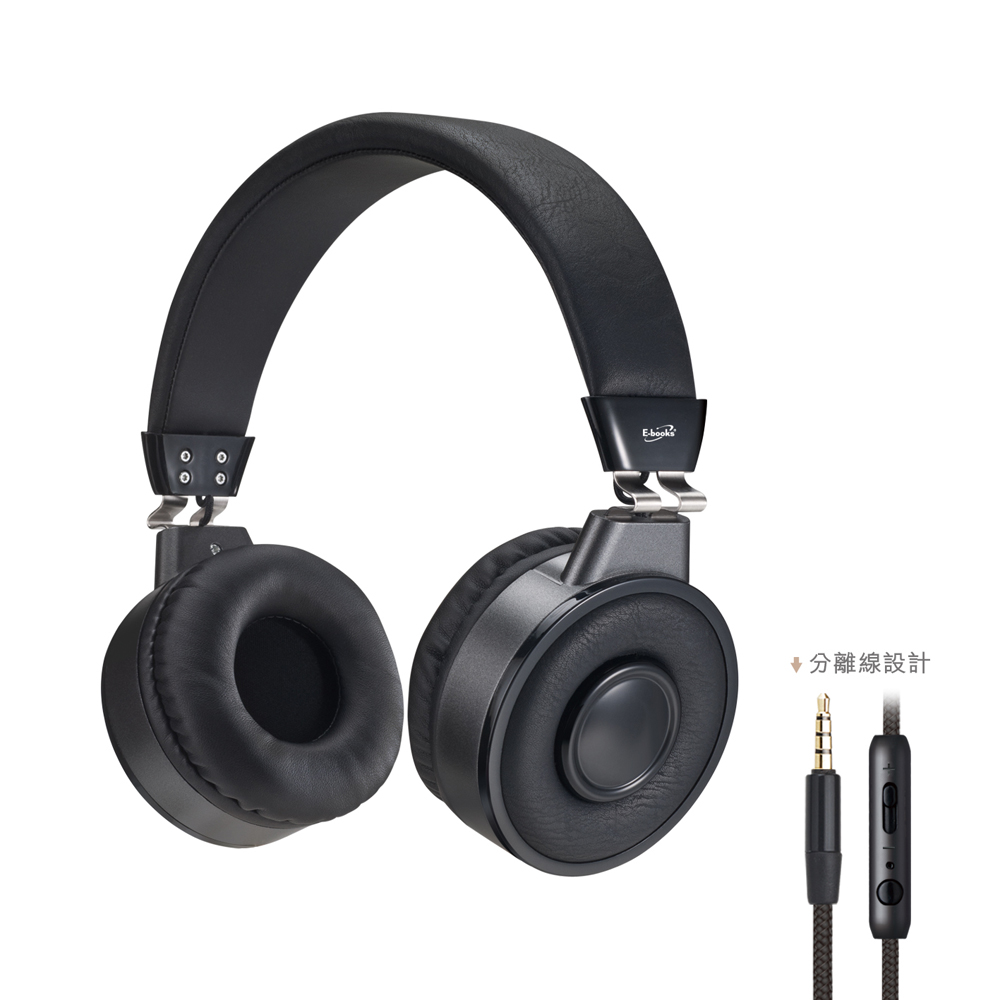 E-books S85 爵士風耳罩式耳機