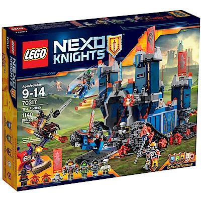 LEGO 樂高玩具 未來騎士團系列 未來騎士移動要塞 70317