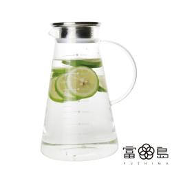 FUSHIMA富島 Odrink鋼蓋三角冷水壺1800ML