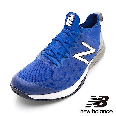 New Balance 訓練鞋MXQIKBL3-2E 男 藍