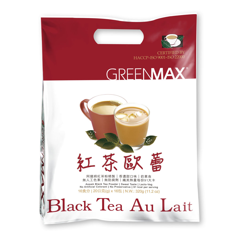 馬玉山 紅茶歐蕾(20gx16包)