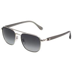 Dunhill 太陽眼鏡 飛官款 (銀色)DH001