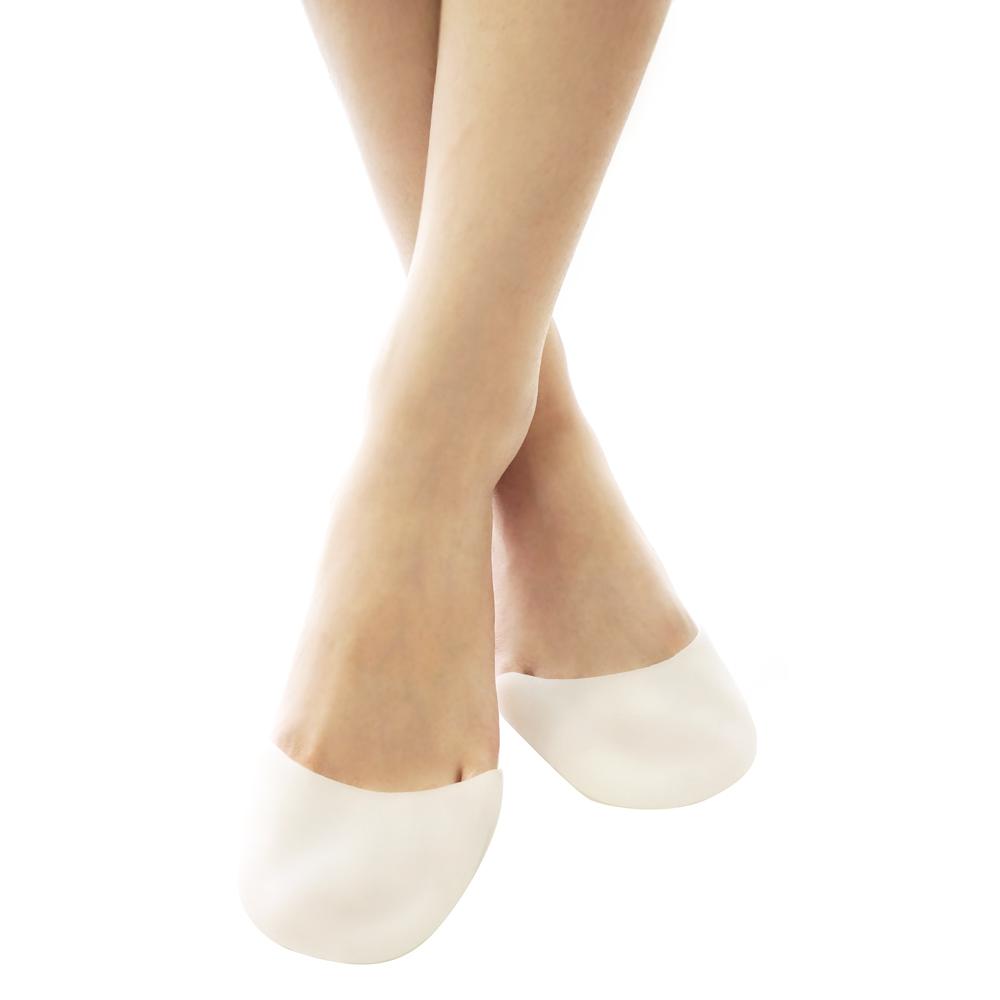 足的美形  頂級矽膠足尖保護套(1雙)
