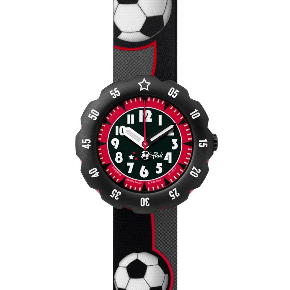 Flik Flak 兒童錶 SOCCER STAR 酷炫足球手錶