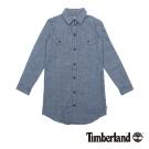 Timberland 女款輕質青年布襯衫外套