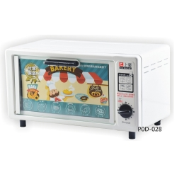 SUNHOW 上豪8L單旋鈕電烤箱 OV-0830