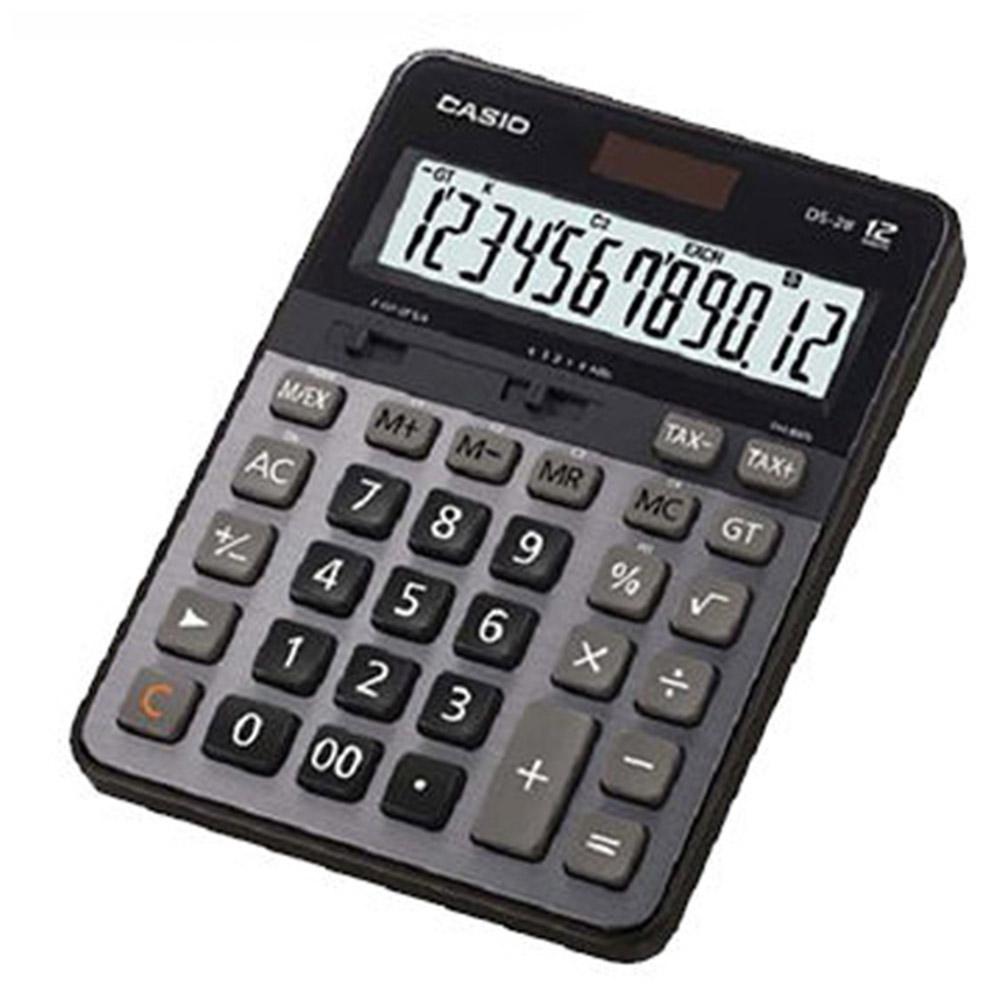 Casio卡西歐 DS-2B 12位稅率桌上型計算機