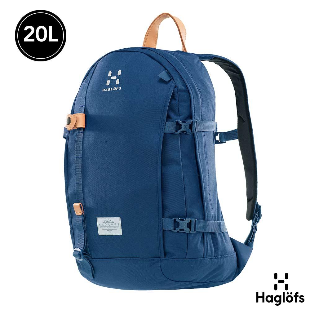 Haglofs Tight Malung 20L 防潑水 筆電後背包 墨藍