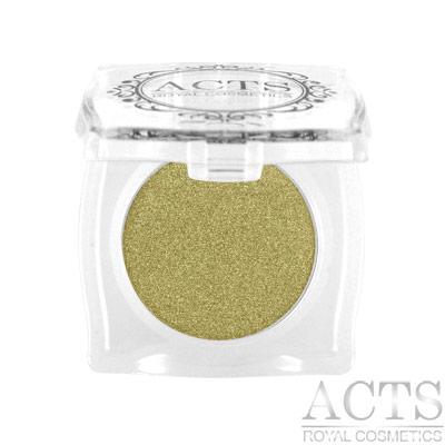 ACTS維詩彩妝-細緻珠光眼影-橄欖金8408