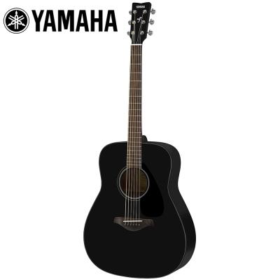 YAMAHA FG800 BL 民謠木吉他 酷炫黑色