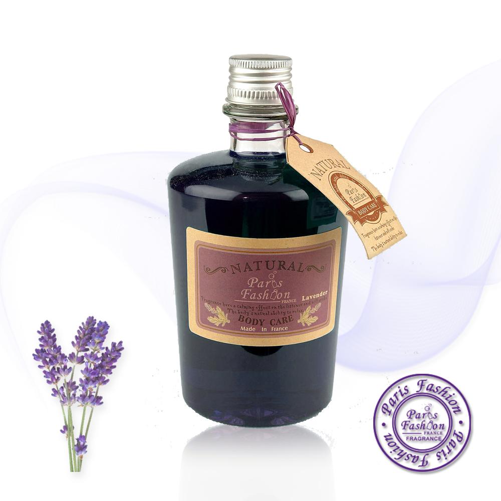 【Paris fragrance巴黎香氛】一夜好眠香浴乳500ml-薰衣草Lavender