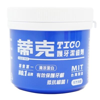 蒂克-護牙潔齒劑-140g-x3入