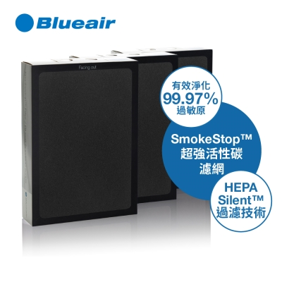 Blueair SmokeStop Filter/600 SERIES活性碳濾網 @ Y!購物